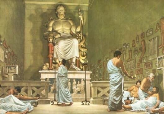 Тайните на елинското светилище Асклепион в Пергам  - изображение
