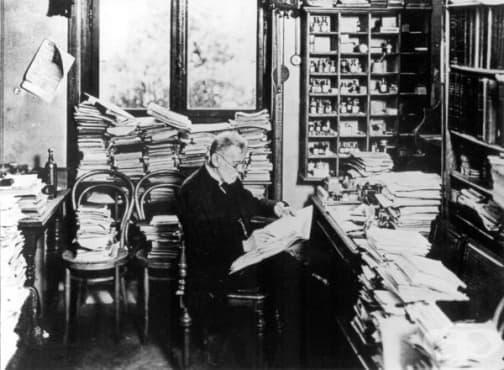 Теория на страничните вериги на Паул Ерлих от началото на 20 век - изображение