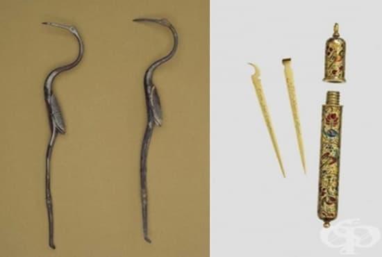 Странната история на клечките за зъби - аксесоар, оръжие и медицински продукт - изображение