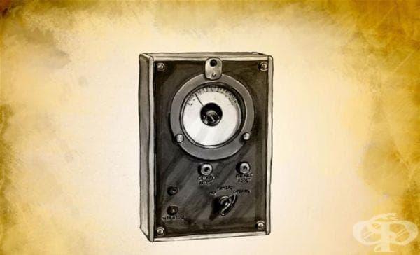 Термистор на Пендър-Хендрик от 1946 година - изображение