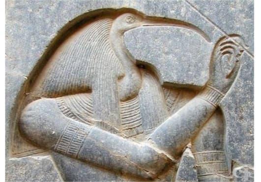 Тот/Хермес Тримегист – основна фигура в древната алхимия - изображение