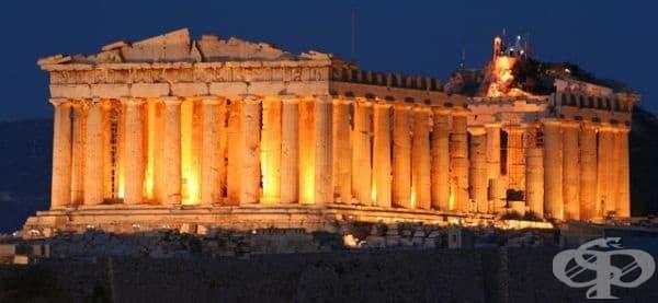 Старогръцко третиране на оперативните рани от 4 век пр. Хр. - изображение