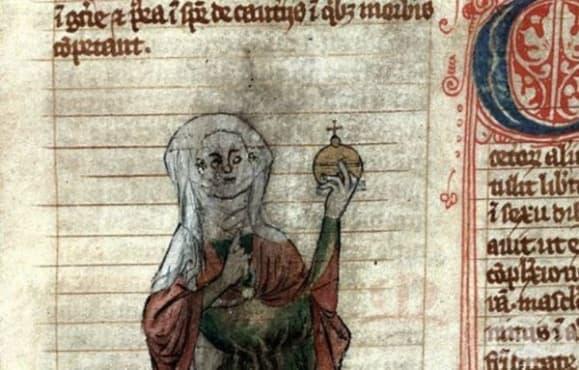 """""""Trotula"""": медицински сборник от Средновековието, касаещ женското здраве и красота - изображение"""