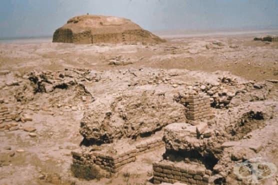 Суша е причината за гибелта на първата империя в историята - изображение