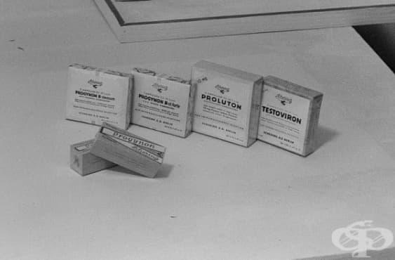 "Трудностите пред германската компания ""Шеринг"" в периода на двете световни войни - изображение"