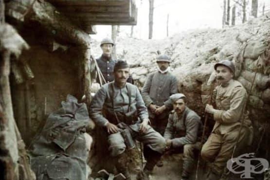 Няколко изненадващи медицински факта, свързани с Първата световна война - изображение