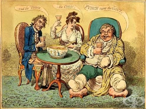 Учени от 17-ти век, допринесли за изясняването на причините за подаграта  - изображение