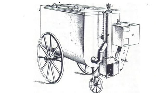 Уникалният кувьоз на Томас Морган Роч от 1893 година - изображение