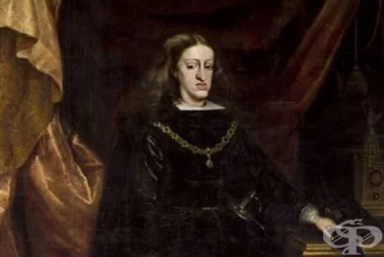 Здравословните проблеми на Карлос II или до какво води кралският инцест - изображение
