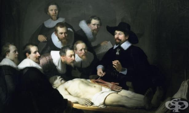 Анестезията през Средновековието и Ренесанса в арабския свят и Европа - изображение