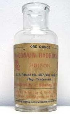 Употреба на юкаина като локален анестетик - изображение