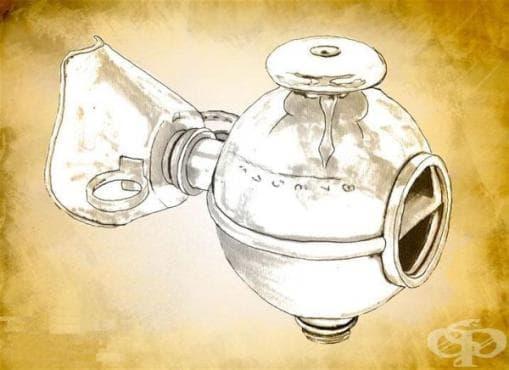 Употреба на инхалатора на Омбердан - изображение