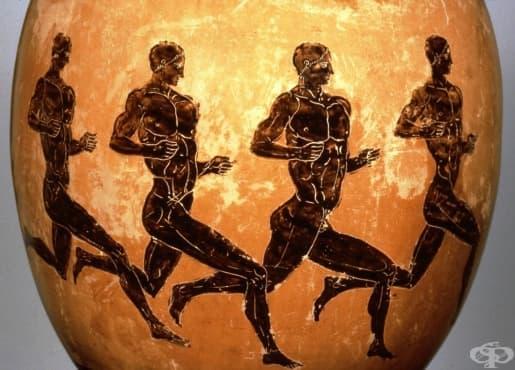 Употребата на допинг в Древна Гърция и Рим - изображение