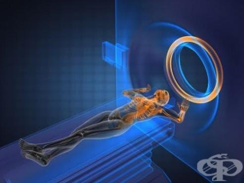 Утвърждаване на техниката на ядрено-магнитния резонанс - изображение