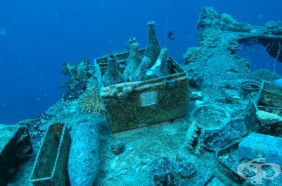 Подводни разкопки разкриват таблетки срещу очни инфекции от времето на Древен Рим - изображение