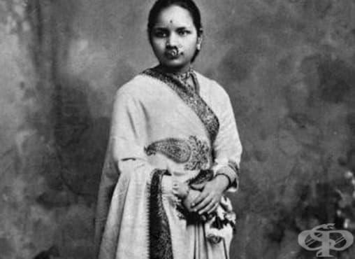 В главната роля: Ананди Гопал Джоши и ролята й за развитието на медицината в Индия  - изображение