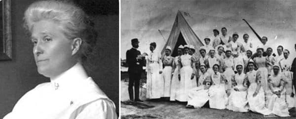 В главната роля: Анна Максуел и приносът й за развитието на професията на медицинската сестра  - изображение