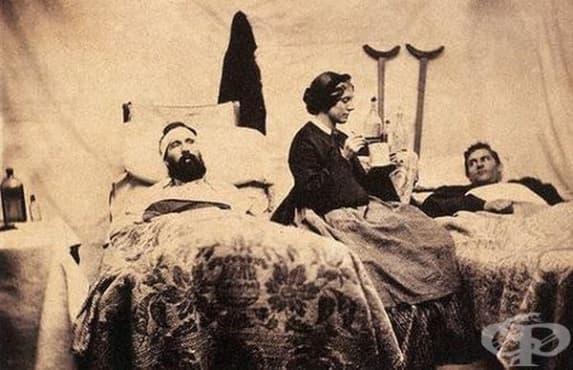 В главната роля: Доротея Дикс и приносът й за развитието на сестринските грижи в САЩ - изображение