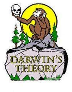 Възражения срещу дарвиновата теория - изображение