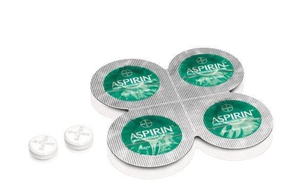 Виждане на Байер за развитието на аспирина - изображение