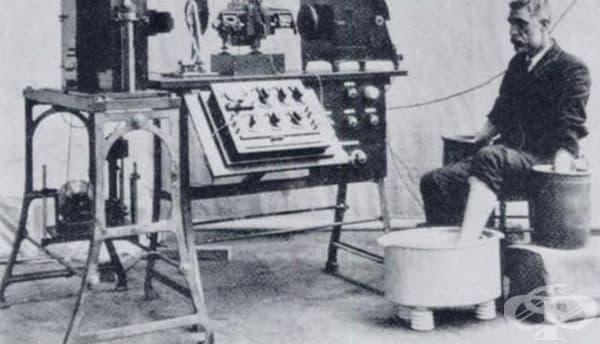 Вилем Ейнтховен и ролята му за развитието на електрокардиографията - изображение