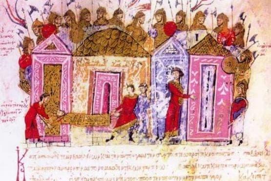 Византийски болници, функционирали от 4 до 12 век - изображение