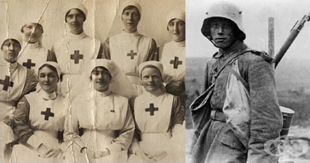 Военното дело и медицината - изображение