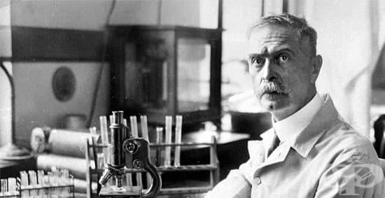 Връчване на Нобелова награда за медицина и лекцията на Ландщайнер по този повод – 11 декември 1930 г. - изображение