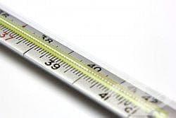 Времева линия на създадените термометри в медицинската наука - изображение
