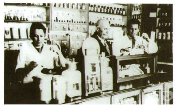 """Устройство и външен вид на аптека """"Пчела"""" - изображение"""