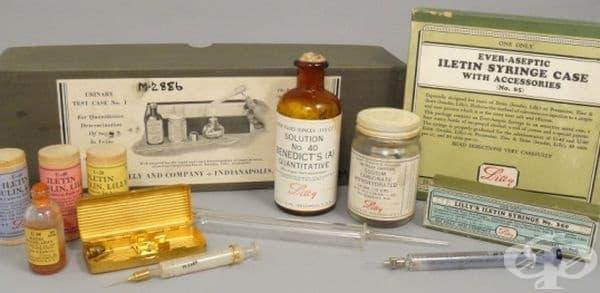 """Въвеждане на пазара на инсулина на фармацевтичната компания """"Ели Лили"""" - изображение"""