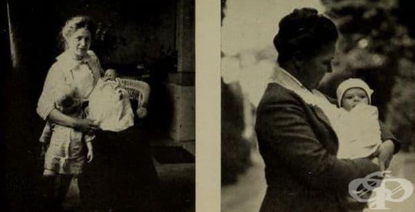 Въвеждане на Фрайбургския метод за обезболяване на родилния процес в началото на миналия век  - изображение