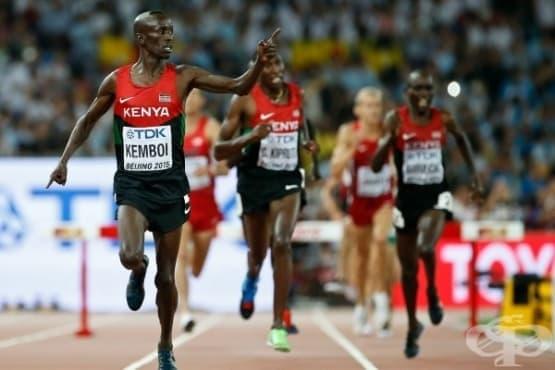 Защо кенийците са най-добрите маратонци в света - изображение