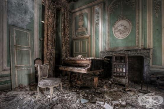 Смърт в стените - арсениковата боя за тапети, тровила хората през 19-ти век - изображение