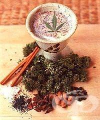 Времева линия, описваща значението на медицинската марихуана, от -2900 до 1578 - изображение