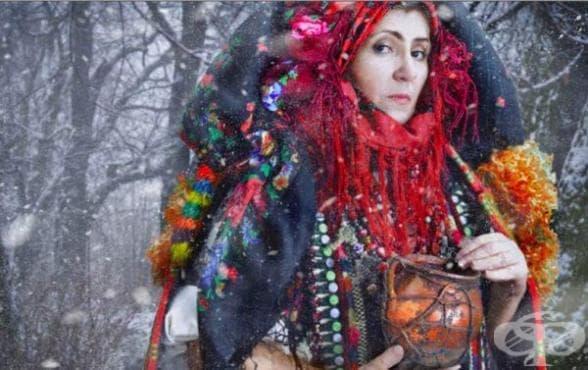 Знахарско лечение, описано от българския оперен певец Михаил Люцканов - изображение