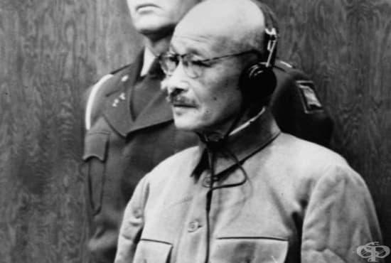 Зъболекар гравира тайно послание върху протезата на японския генерал, отговорен за погрома на Пърл Харбър - изображение