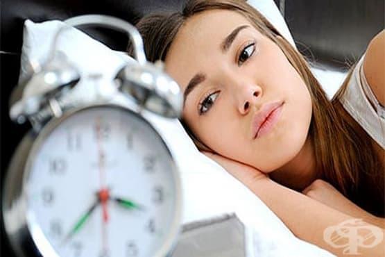 Хранене при безсъние - изображение