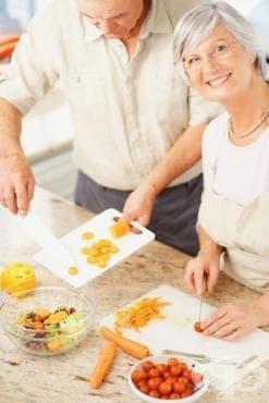 Как трябва да се хранят хората над 50-годишна възраст - изображение
