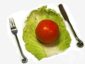 Хранене при простатит - изображение