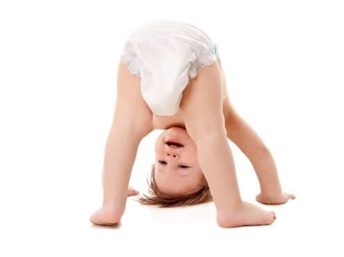 Бебешко ако - какво може да откриете в памперса - изображение