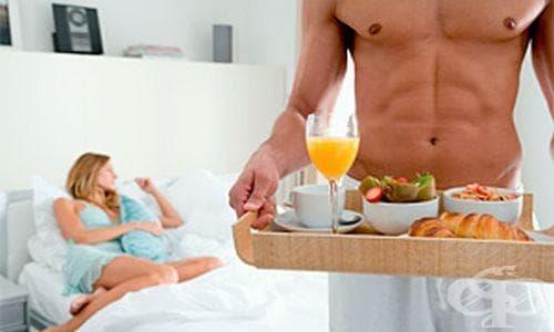 Правилното хранене - предпоставка за отличен секс! - изображение