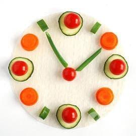 Съобразявайте нуждите на организма с режима на хранене - изображение