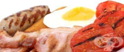 Продукти с високо съдържание на холестерол - изображение