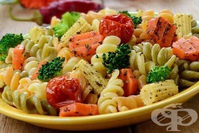 Средиземноморската диета е полезна за сърцето - изображение