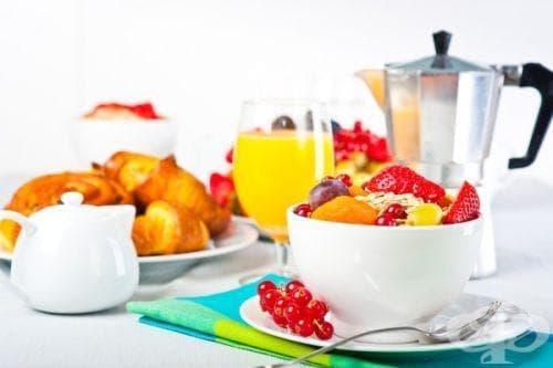 Вкусни идеи за диетична закуска - изображение