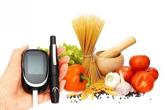 Хранене при диабет - изображение
