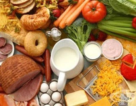 Хранене при дисбактериоза - изображение