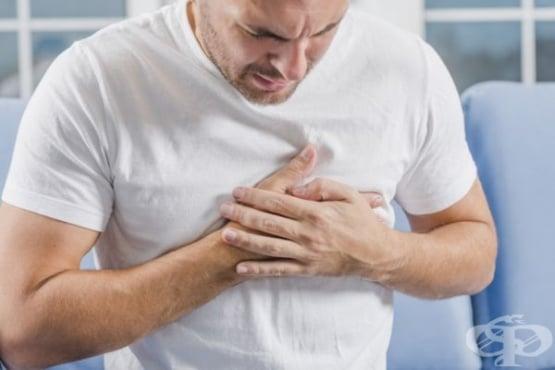 Гастроезофагеален рефлукс (рефлуксна болест, киселини, киселинен рефлукс, ГЕРБ) - изображение