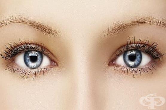 Хранене при глаукома - изображение